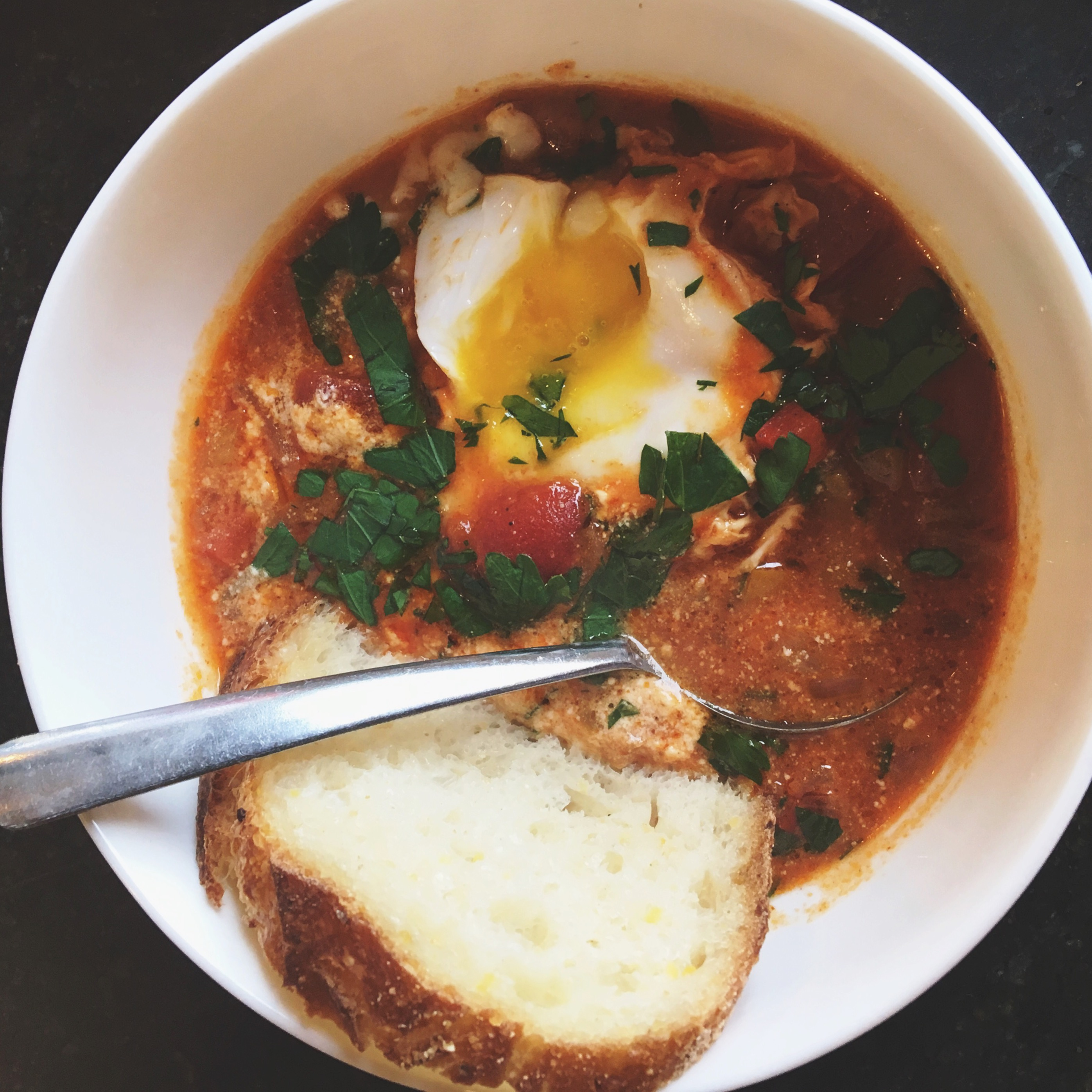 Breakfast Shakshuka