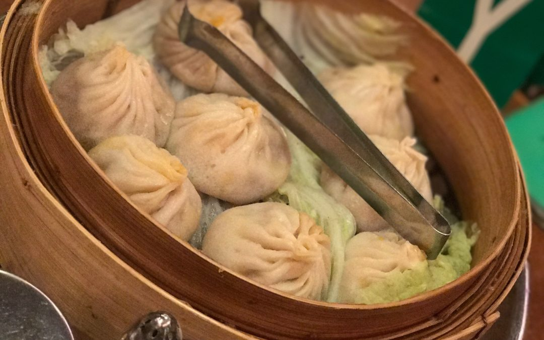 Xiao Long Bao (Chinese Soup Dumplings)